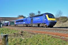 43091 (stavioni) Tags: gwr great western railway hst high speed train fgw first power car class43 diesel rail inter city intercity 125
