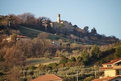 Chiesa principale di Tortoreto Alto (Giovanni Santori) Tags: chiesa tortoretoalto campagna ambiente abruzzo italia italy