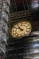 Big Ben (covered in scaffolding till 2021) (adventurousness) Tags: night photography nighttime london england britain great gb greatbritain nightphotography