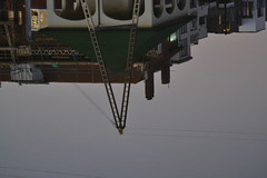 DSC_8725 (Gunit77) Tags: building upside down hove reflection lagoon