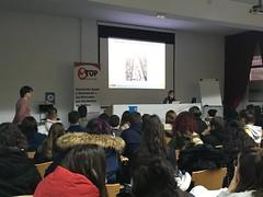IMG_4239 (Centro PluriFP IES Leixa) Tags: ies leixa accidentes stop educación vial