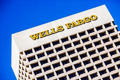 Lost Lines at a Wells Fargo Bank (Thomas Hawk) Tags: america arizona phoenix us usa unitedstates unitedstatesofamerica wellsfargo wellsfargobank architecture bank fav10