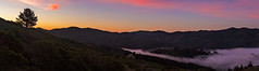 Sweeney Ridge sunrise. Pacifica, CA. (j1985w) Tags: california pacifica sweeneyridge sunrise fog sky clouds