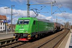 P1780442 (Lumixfan68) Tags: eisenbahn züge güterzüge loks baureihe 185 bombardier traxx drehstromloks elektroloks green cargo