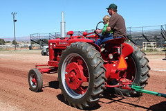 Farmall M (twm1340) Tags: 2019 az arizona flywheelers antique tractor show cottonwood