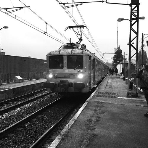 Terminus Francilien - Gare de départ II