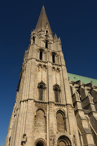 Chartres Cathedral Tower 2