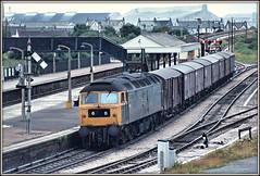 Par 47 (david.hayes77) Tags: class47 1979 47034 freight par kernow cornwall cargo goods semaphores