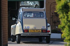 D175 TGA (Nivek.Old.Gold) Tags: 1987 citroen 2cv6 special dolly 602cc
