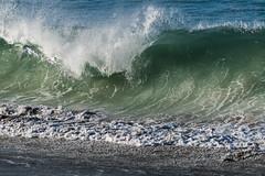 Shore Break (tquist24) Tags: california nikon nikond5300 outdoor pacificocean sanclemente tstreetbeach beach geotagged nature ocean outside sand water wave