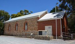 Second Valley Soldiers' Memorial Institute, Fleurieu Peninsula South Australia (contemplari1940) Tags: second valley fleurieu peninsula memorial institute hall bencoad soldiers