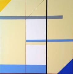 KONSTRUKTION KH-M 2 2018 (HolgerArt) Tags: konstruktivismus gemälde kunst art acryl painting malerei farben abstrakt modern grafisch konstruktiv