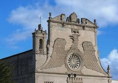 eagle (Paolo Dell'Angelo (JourneyToItaly)) Tags: santuariomadonnadellagrazia gravinainpuglia italia eagle church apulia italy architecture