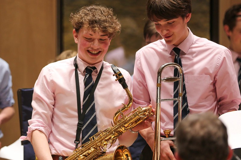 Lyon House 'Seized The Day' In The Inter-House Music