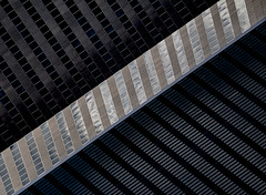 (jfre81) Tags: houston downtown lines abstract minimalist urban city form light shadow texas tx