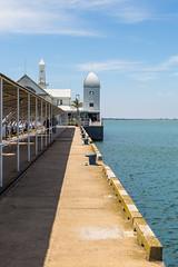 Lines (Jared Beaney) Tags: canon6d canon australia australian photography photographer travel victoria lines leadinglines geelong cunninghampier boardwalk pier stingareebay waterfront bay ocean