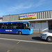 Sports Direct Fitness.com - Alcester Road South, Kings Heath - new Diamond bus on the 50