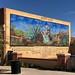 Outdoor Mural in Alpine, Texas