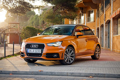 Audi A1 (Static Phil) Tags: audi a1 car