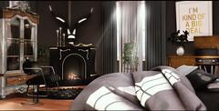 It's kind of a big deal (Alexa Maravilla/Spunknbrains) Tags: zerkalo secondlife virtualworld virtualliving fameshed {mossmink} convair theliaisoncollaborative tlc uber foxwood cheekypea 22769 loftaria dutchie af applefall onsu decor decorate home furniture interiordesign bedroom