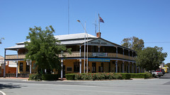 BOOROWA Pubs (2/2) (Jungle Jack Movements (ferroequinologist)) Tags: boorowa nsw new south wales court house hotel pudman queen marsden st street lachlan valley way great northern xxxx australia alcohol ale alehouse amber bar barman bartender beer brew brewery drink draught lager saloon tavern inn public drunk publican local stout lounge watering hole pub tab order cold cheers keg serve liquor whiskey spirits schooner pot mates victoria melbourne bitter carlton emu west end story history rail smoke honky tonk dive