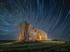 It is not gods time (rafaberlanga) Tags: olympus laowa night segovia architecture history sky famousplace tower ancient starspace old blue outdoors landscape builtstructure medieval dark travel europe nature astronomy illuminated