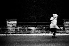 Running faster (Leica M6) (stefankamert) Tags: film analog analogue lines textures running people motionblur blackandwhite blackwhite noir noiretblanc leica m6 leicam6 monochrome grain stefankamert tones kodak trix street blur highcontrast