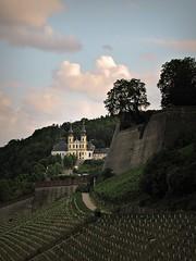Das Käppele in Würzburg (Maquarius) Tags: käppele würzburg mainfranken unterfranken franken kirche wallfahrt