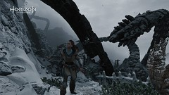 Snowing again? - Horizon Zero Dawn (PS4 Pro) (eudesflick) Tags: game screenshot ps4 ps4pro horizon zero dawn