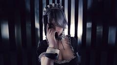 Elder Scrolls V  Skyrim Screenshot 2019.03.30 - 15.53.43.57 (SasakiPajero) Tags: screenshot skyrim scrolls snapdragonprimeenb tes tesv videogame v portrait face girl enb elder eyes