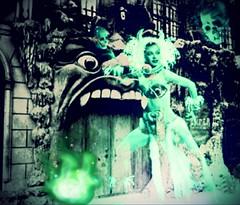 'Voodoo Vixen rising!' (tishabiba) Tags: dancemacabre shedevil vixen macabre voodoo conceptional perception illusion tish artphoto artwork surrealism surreal surreale digitalart digitalmania