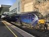 DRS 68007 @ Edinburgh Haymarket station