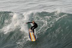 surfer (greenelent) Tags: surf surfer pacificocean beach manhattanbeach ca california 365 photoaday