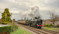70013 Oliver Cromwell (LMSlad) Tags: great central railway 70013 oliver cromwell 462 pacific br riddles charnwood