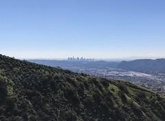 Downtown LA from Brand Park, Glendale (p.bjork) Tags: losangeles glendale dtla downtownlosangeles brandpark skyline