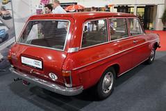 1970 Audi 75 3T Variant Heck (Joachim_Hofmann) Tags: auto fahrzeug audi 4ringe volkswagenkonzern audi75 variant kombi 3türer kraftfahrzeug kfz