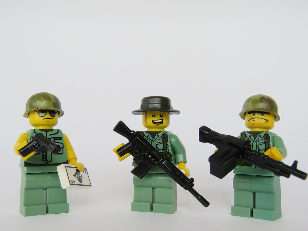 The World's newest photos of brickarms and m60 - Flickr Hive