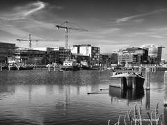 Danzigerkade 19-1-19 (k.stoof) Tags: danzigerkade amsterdam houthavens nieuwe houthaven nieuwbouw haven west harbour port schepen ships