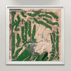 Scottsdale, AZ, USA (Bart van Damme) Tags: americangolf holeintherock phoenix arizona usa bartvandamme satelliteart landscapetypology zerpgallery manmadelandscapes studiovandamme transitionallandscape