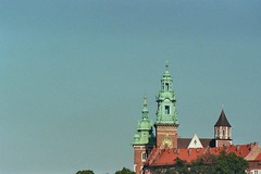 Kraków (ano_voula) Tags: krakow cracow poland architecture analog landscape europe colour color