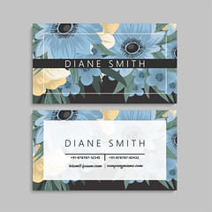 Floral business card design. Vintage flower pattern in modern style. . (azzez_moatezz) Tags: card business flower background decoration leaf template vector design floral graphic vintage watercolor abstract border collection corporate decorative identity label layout presentation set style invitation eucalyptus banner name wedding advertising anemone communication company creative florist gardenflowers goldenframe green identification illustration invite message modern natureelement pattern personality springsummerautumnwinter visit visitingcarddesign blossom