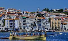 Cadaques, Catalonia, Spain (ldimage1) Tags: cadaques spain catalonia blue people travel holiday fun sun warmth