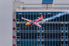 2018 Red Bull Air Race (zfwaviation) Tags: rbar rb red bull wings airplane plane aircraft propeller stunt smoke pylons racing tms texas motor speedway fort worth tx race track raceway oval redbull airrace championship competition