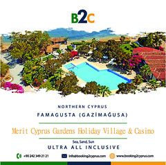 Print (Booking2Cyprus) Tags: famagusta cyprus northcyprus hotels holidays summer2019
