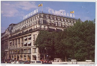 Paris 10è  Immeuble Conforama - 2 rue du Pont Neuf
