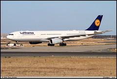 AIRBUS A330 343 Lufthansa D-AIKP 1292 Frankfurt septembre 2018 (paulschaller67) Tags: airbus a330 343 lufthansa daikp 1292 frankfurt septembre 2018