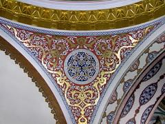ESTAMBUL - TOPKAPI (7) (mflinera) Tags: turquia palacio topkapi decoracion pintura