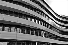Future (Logris) Tags: medienhafen architektur architecture sw w bw building gebäude windows fenster düsseldorf dus dusseldorf