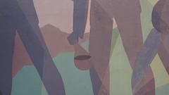 Aaron Douglas, Aspiration (detail)