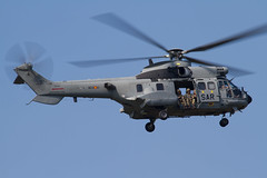 AS332B1 HD21-11 803-11 803Esc (spbullimore) Tags: puma as332 as332b1 hd21 hd2111 80311 803 squadron escuadron spain spanish air force ejercito del aire aproc 2018 gilze rijen espanola fuerza aerea